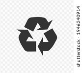 transparent recycling icon png  ...