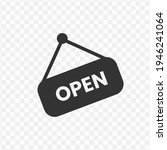 transparent open icon png ...