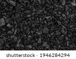 black charcoal texture for...   Shutterstock . vector #1946284294