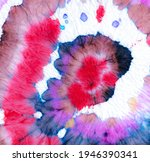 Cool Hippie Spiral Tie Dye. ...