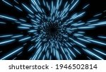 blue speed line fast motion...   Shutterstock . vector #1946502814