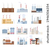 manufacturing factory.... | Shutterstock .eps vector #1946506354