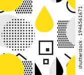 abstract geometric seamless...   Shutterstock . vector #1946561671
