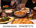 Traditional Turkish Dinner...