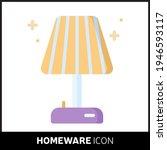 colorful cartoon table lamp...
