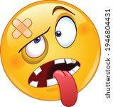 Beaten Or Knocked Out Emoji...