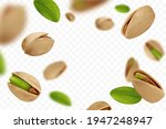 realistic falling ripe... | Shutterstock .eps vector #1947248947