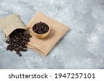 Roasted Coffee Beans Out Of...