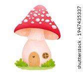 digital paint watercolor... | Shutterstock .eps vector #1947435337