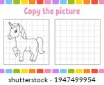 copy the picture. coloring book ...   Shutterstock .eps vector #1947499954