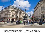 london  uk   may 14  2014 ... | Shutterstock . vector #194752007