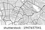 black and white vector... | Shutterstock .eps vector #1947657541