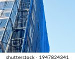 Repair Of The Facade Of The...
