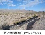 Franklin Mountain In El Paso...