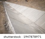 Concrete Rain Water Drainage...