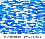 african pattern. stripes...   Shutterstock . vector #1947957511