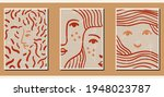 abstract minimalist hand drawn...   Shutterstock .eps vector #1948023787