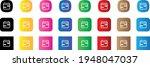 calendar range icon . web icon...