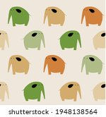 seamless pattern with colored... | Shutterstock .eps vector #1948138564