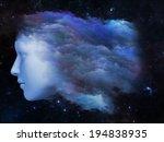 universal mind series. artistic ... | Shutterstock . vector #194838935