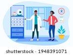 medical insurance concept.... | Shutterstock .eps vector #1948391071