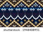 geometric ethnic oriental... | Shutterstock .eps vector #1948408951
