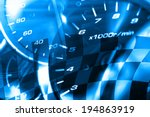 racing background | Shutterstock . vector #194863919