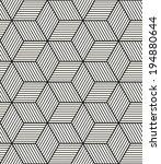 vector seamless pattern. modern ... | Shutterstock .eps vector #194880644