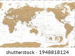 world map   pacific china asia... | Shutterstock .eps vector #1948818124