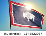Wyoming State Of United States...