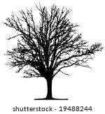 vector tree | Shutterstock .eps vector #19488244
