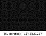 volumetric convex black... | Shutterstock .eps vector #1948831297