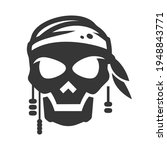 Pirate Symbol  Avatar Bold...