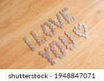 Oblique Inscription From Coins...