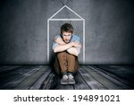 little room | Shutterstock . vector #194891021