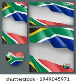 independence day patriotic... | Shutterstock .eps vector #1949045971