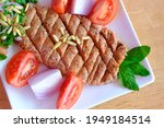 Lebanese Raw Meat Dish With...