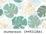 luxury seamless floral...   Shutterstock .eps vector #1949212861