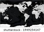 world map   political  ... | Shutterstock .eps vector #1949254147