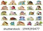 house apartment vector cartoon... | Shutterstock .eps vector #1949293477