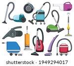 vacuum cleaner vector cartoon... | Shutterstock .eps vector #1949294017