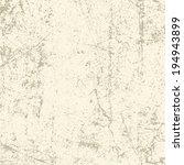 grunge texture. vector... | Shutterstock .eps vector #194943899