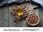 Hazelnut Oil  Filbert And...