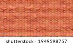 brown brick wall vector...   Shutterstock .eps vector #1949598757