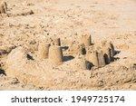 Sandcastle Left To Crumble...