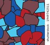 abstract vector seamless... | Shutterstock .eps vector #1949742511