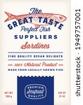 great taste fish suppliers... | Shutterstock .eps vector #1949757001