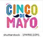 cinco de mayo   may 5  federal... | Shutterstock .eps vector #1949811091