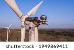 Wind Energy Farm Turbine...