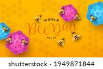 World Bee Day Web Banner...